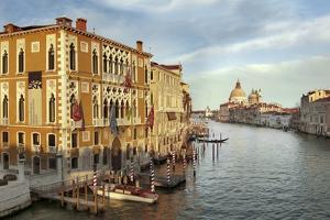 Grand Canal, Venice by Tony Craddock