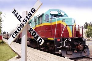 Mount Hood Railroad by Tony Craddock