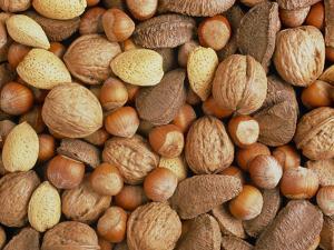 Nuts: Almonds, Brazils, Hazelnuts & Walnuts by Tony Craddock
