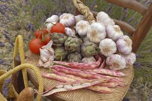 Provence Produce by Tony Craddock