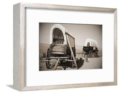 Wild West Covered Wagons