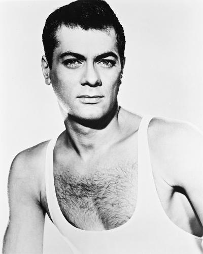 Tony Curtis, Trapeze (1956)--Photo