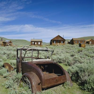 Ghost Town of Bodie, California, USA
