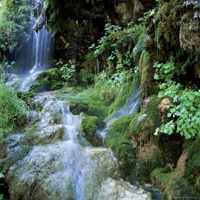 Tonto Falls, Tonto Park, Flagstaff, Arizona, United States of America (U.S.A.), North America
