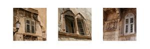Palazzo Triptych by Tony Koukos