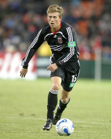 2006 Eastern Conference Championship: Nov 5, New England Revolution vs DC United - Brian Carroll by Tony Quinn