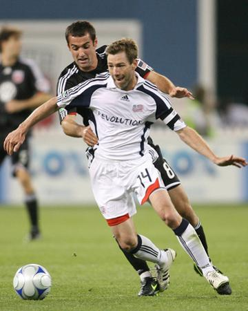 Apr 18, 2009, New England Revolution vs D.C United - Andrew Jacobson by Tony Quinn