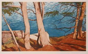 Tyler Lake by Tony Rosati