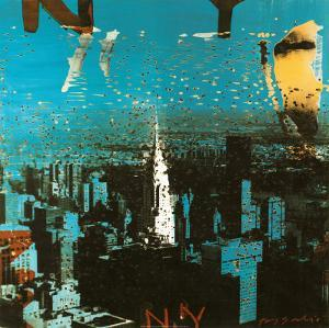 New York by Tony Soulie