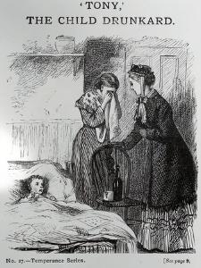 """Tony"", the Child Drunkard, C.1860"