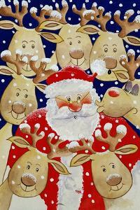Kiss for Santa, 1997 by Tony Todd