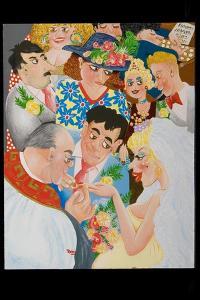 September Wedding, 2010 by Tony Todd