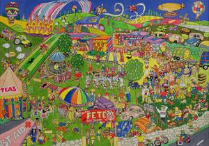 The Summer Fete, 1999 by Tony Todd