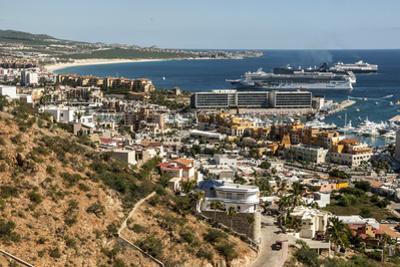Cabo San Lucas, Baja California, Mexico, North America by Tony Waltham