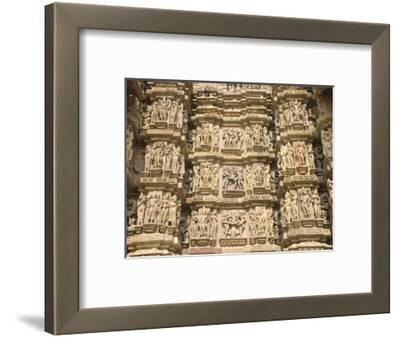 Kandariya Mahadeva Temple, Largest of the Chandela Temples, Khajuraho, Madhya Pradesh State, India