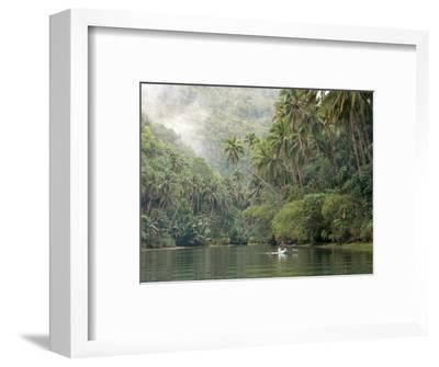 Loboc River, Bohol, Philippines, Southeast Asia, Asia