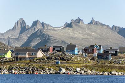 Nanortalik, southern Greenland, Polar Regions