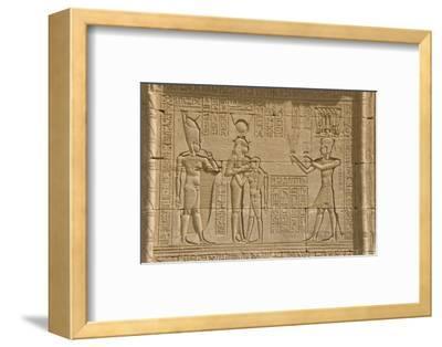 The Roman Mammisi, Dendera Necropolis, Qena, Nile Valley, Egypt, North Africa, Africa