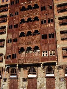 Shorbatly House, Traditional Local Architecture, Jiddah, Makkah, Saudi Arabia by Tony Wheeler