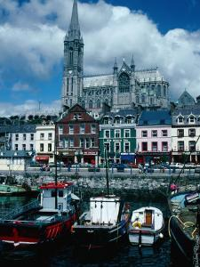 St Coleman's Cathedral and Port of Cobh, Cobh, Ireland by Tony Wheeler