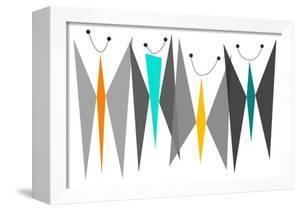 Butterflies - Grays by Tonya Newton