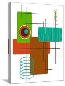 Modop in Green by Tonya Newton