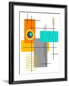 Modop in Orange by Tonya Newton