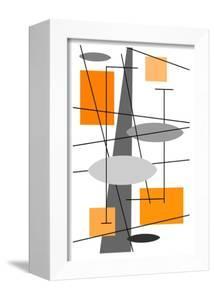 Rauth in Orange by Tonya Newton