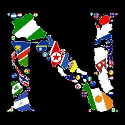 Countries Of N