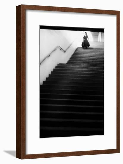 Too Much Heaven-Laura Mexia-Framed Giclee Print