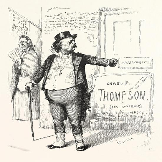 Toodles Ticket, 1880--Giclee Print