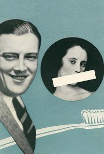 Tooth Brush Advertisement