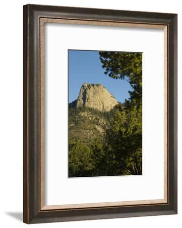 Tooth of Time, Philmont Scout Ranch, Cimarron, Nm-Maresa Pryor-Framed Photographic Print