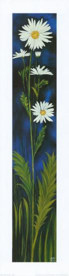 Top Flowers IV-Alexandra Terramorsi-Art Print