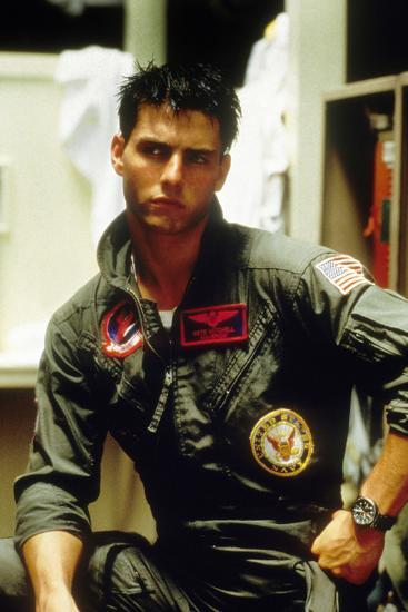 Top Gun De Tony Scott Avec Tom Cruise 1986--Photo