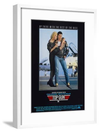TOP GUN Movie Art Silk Fabric Poster Print Tom Cruise 12x18 24x36 inch