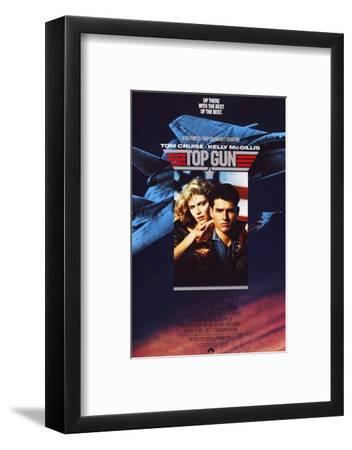 Top Gun - Movie Poster Reproduction