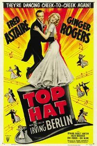 Top Hat, Directed by Mark Sandrich, 1935
