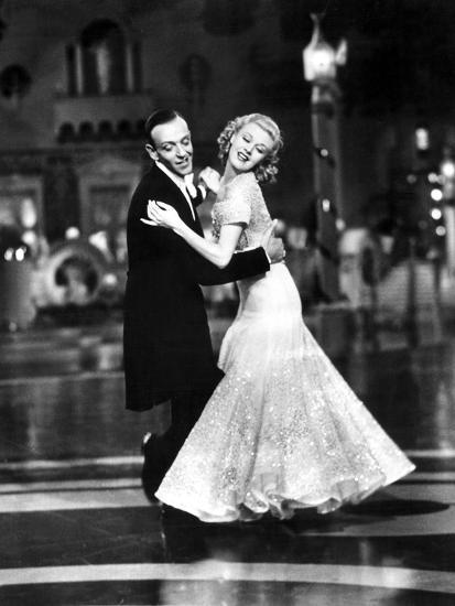 Top Hat Fred Astaire Ginger Rogers 1935 Dancing Photo Art Com