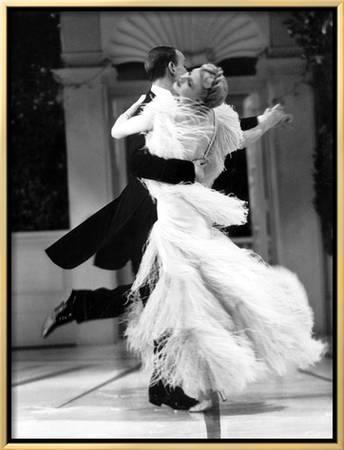Top Hat Fred Astaire Ginger Rogers 1935 Photo Art Com