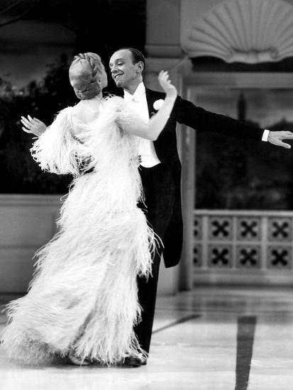 Top Hat Ginger Rogers Fred Astaire 1935 Photo Art Com