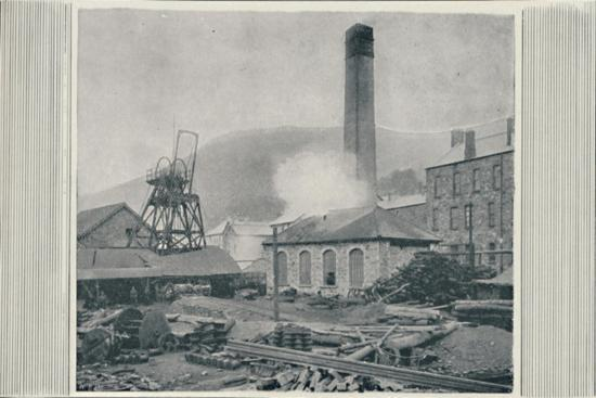 'Top of a Coal Mine', 1910-Unknown-Giclee Print
