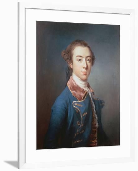 Topham Beauclerk-Francis Cotes-Framed Giclee Print