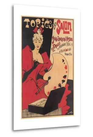 Topicov Salon Poster
