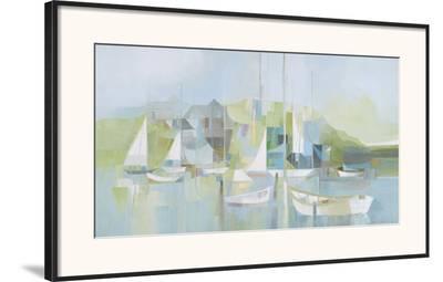 Topsail Island-Albert Swayhoover-Framed Art Print
