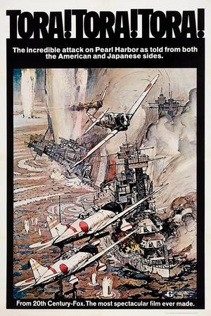 "Tora Tora Tora Poster 16/""x24/"""