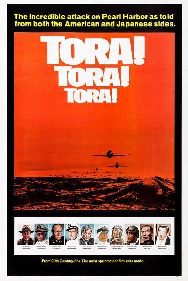 Tora! Tora! Tora!--Art Print