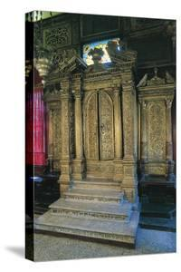 Torah Ark, the Italian Synagogue, Venice
