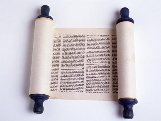 Torah-David Wasserman-Photographic Print