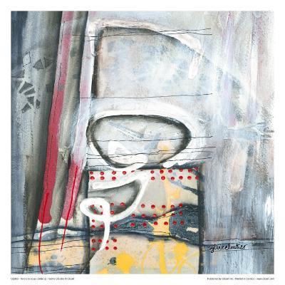 Tordre Le Coup (Détail 2)-Sylvie Cloutier-Art Print